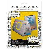 Friends - 25x Klistermærker