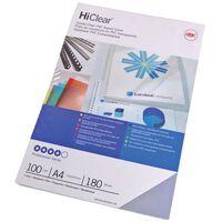 GBC indbindingsomslagssæt HiClear A4 240 mikrometer