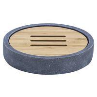 RIDDER sæbeskål cementgrå