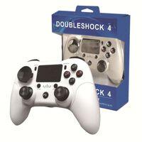 Trådløs 6-akset controller til PS4 - Hvid
