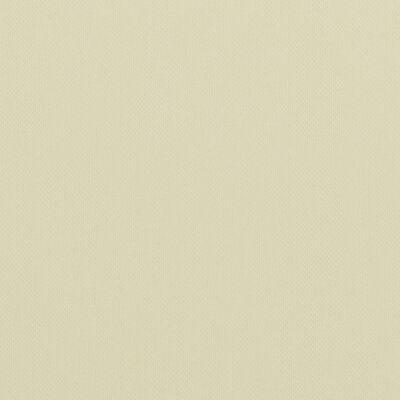 vidaXL altanafskærmning 120x300 cm oxfordstof cremefarvet