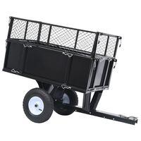 vidaXL vipbar havevogn 150 kg lastkapacitet