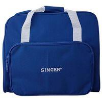 Singer taske 45x13x40 cm blå