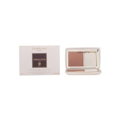Guerlain - TERRACOTTA SUN fond de teint crème compact SPF20 sand 8 gr