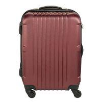 Princess Traveller kuffert San Francisco str. S bordeauxfarvet