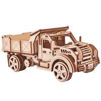 Wood Trick skalamodelsæt lastvogn træ
