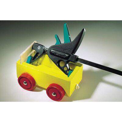 wolfcraft skruetvinge enhåndsbetjent 2 stk. EHZ 40-110 3455100