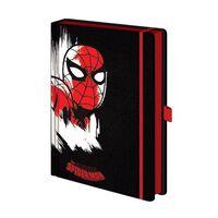 Spider-Man, Notesbog
