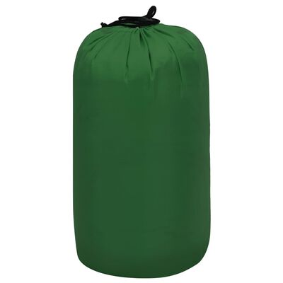 vidaXL sovepose til børn 670 g 10 °C mumieformet grøn