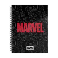 Marvel, A5 Ternet Blok - Marvel Heroes