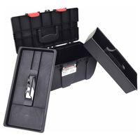 KS Tools universal værktøjskasse 47,5 x 24 x 24 cm plastik