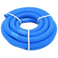 vidaXL poolslange 32 mm 9,9 m blå