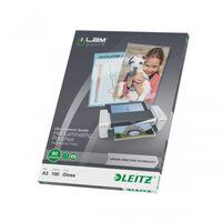 Leitz lamineringslommer ILAM 100 stk. 80 mikrometer A3