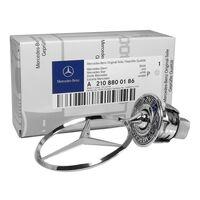 Mercedes-Benz Head Star Emblem OEM A2108800186