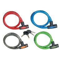 Master Lock kabellås med nøgler 100 x 1,8 cm 8228EURDPRO